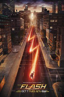 The Flash (2014) is a series about the DC superhero. Like Arrow, which it shares continuity with, it includes other DC comic book characters. The Flash is police scientist Barry Allen.