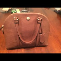 NWT!!! COACH brown hobo bag with gold accents Gorgeous COACH bag brown with gold accents original tags still on!! Coach Bags Hobos