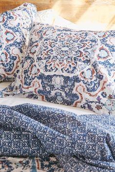 Magical Thinking Kasbah Worn Carpet Sham Set