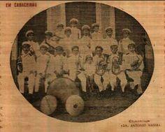 """Portal de Memórias de Barra de São Miguel - PB : 1923 - """"Charanga"""" de Cabaceiras (Série """"Pela Regiã..."""