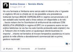 L' efficenza e l ipocrisia della farmacia San Giorgio di Verbania sull omeopatia