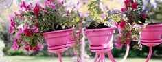 Кашпо для цветов своими руками (56 фото): украшаем дом и сад…