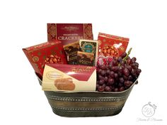 Give thanks by sending your friends and family the perfect Thanksgiving gift basket from Flowers & Blossoms. Order now! Thanksgiving Flowers, Thanksgiving Gifts, Gourmet Baskets, Gift Baskets, Give Thanks, Crackers, Gourmet Recipes, Blossoms, Caramel
