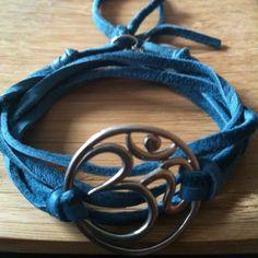 Om Wrap Bracelet