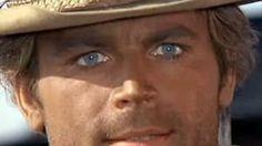 Terence Hill - film: Mon nom est personne.  Un bon film western spaghetti !