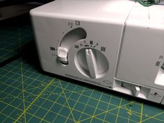 Rolled Hems on the Brother 1034D Serger