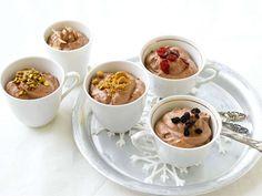 Suklaamousse Mousse, Panna Cotta, Tea Cups, Baking, Tableware, Ethnic Recipes, Desserts, Food, Sweets