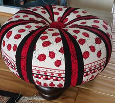 Looking to add a touch of whimsy to your home? A Tuffet is the perfect accessory to any room. Your feet will love you at the end of the day, your pet will love to cozy up for a nap, your children will