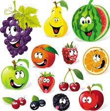 dibujos de frutas - Buscar con Google