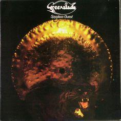 Greenslade Spyglass Guest Vertigo Marcus Keef Album Artwork Swirl