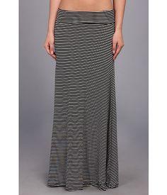 Culture Phit Clare Stripe Maxi Skirt