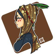 hijab by mastoy