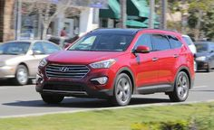 2013 Hyundai Santa Fe Limited FWD / AWD - Photo Gallery of Instrumented Test from Car and Driver - Car Images - CARandDRIVER
