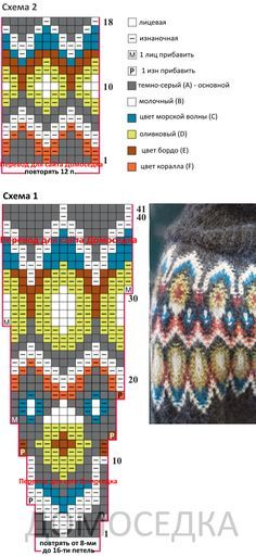 Newest Images knitting techniques fair isles Thoughts Super knitting hat tutorial fair isles 49 Ideas Fair Isle Knitting Patterns, Fair Isle Pattern, Knitting Charts, Knitting Designs, Knitting Stitches, Knit Patterns, Knitting Projects, Stitch Patterns, Lace Knitting