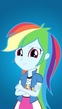 Human rainbow dash Picture Day