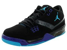bc9f41862bb0 Nike Jordan Men s Jordan Black Bl Lgn Anthracite Brght Cncrd Basketball  Shoe Men US. Shoes
