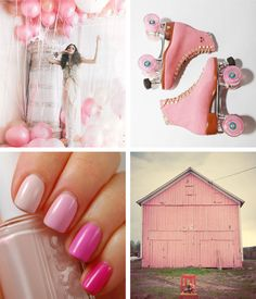 "Bella's ""Pretty in Pink"" Pinterest Board!"