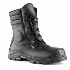 c1710d042b3 Jallatte Jalarcher Mens Safety Boots Metal Free Toe Cap  amp  Midsole Side  Zip JJV28 Cape
