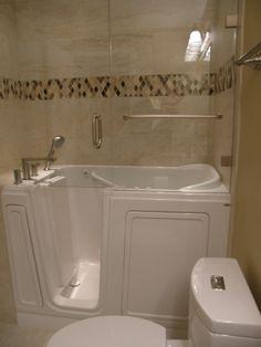 ADA tub/shower