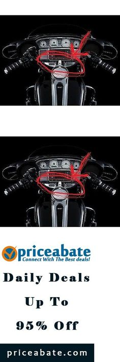 #Priceabate Kuryakyn Chrome Switch Panel Accent Harley 2014 Electra, Street Glide Tri-Glide - Buy This Item Now For Only: $35.0