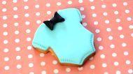 Şeker hamurundan bebek kurabiyesi tasarımı nasıl yapılır?