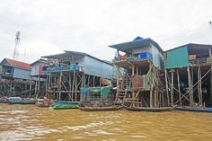 Eager to explore the floating villages of Cambodia? We spent an afternoon in Kampong Phluk, Siem Reap observing the local way of life. As you get there...