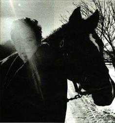 Bruce Springsteen door Anton Corbijn