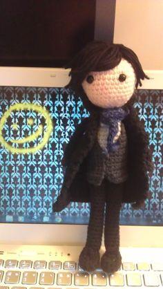 Crochet Fangirl: Sherlock Amigurumi