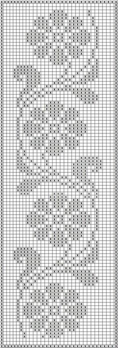 Crochet Edging Free Patterns Archives - Beautiful Crochet Patterns and Knitting Patterns - Filet Crochet Charts, Crochet Borders, Crochet Cross, Knitting Charts, Knitting Patterns, Filet Pattern Crochet, Crochet Curtain Pattern, Crochet Tablecloth Pattern, Tapestry Crochet Patterns