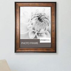 American Made Rayne Bronze and Black Frame (Bronze and Black, picture size 30 x 40) (Wood)