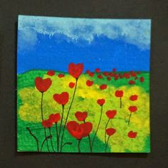 that artist woman: Poppy Inchies - ForThe Finest Horse in Town Kids Art Class, 6 Class, Art For Kids, Preschool Projects, School Art Projects, Remembrance Day Poppy, Anzac Day, Autumn Painting, Kids Artwork