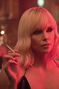 Charlize Theron and Atomic Blonde's Director on Badass Fight Scenes