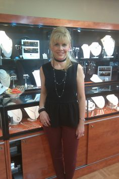Catherine DeMercado of Forever Jewelers wants to attend rock concerts
