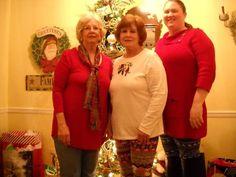 Donna,Margaret and Kayla