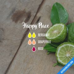Happy Place - Essential Oil Diffuser Blend