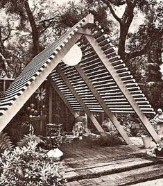 A frame shade structure