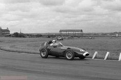 1957 - Vanwall - Stirling Moss British GP Aintree