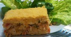 Aprenda a preparar a receita de Empadão de grão-de-bico