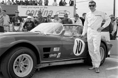 In memory of Corvette legend Dick Guldstrand passing away, we have a look back at some of his accomplishments, specifically in 1966.