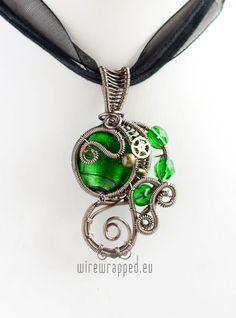 green – Wirewrapped.eu