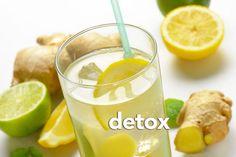 Con esta receta de refresco detox de limón y jengibre puedes disfrutar de un delicioso refresco casero y ayudar a tu organismo a eliminar lo que le sobra. Healthy Eating Tips, Healthy Nutrition, Fruits And Vegetables, Veggies, Vegetable Drinks, Cantaloupe, Tasty, Weight Loss, Meals