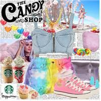 The Candy Shop by CALI1985