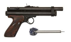 pictures of guns | Tranquilizer Gun | The Specialists LTD | The Specialists, LTD.