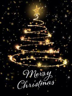 A black background with a moving Christmas Tree and text in the foreground. Christmas Wishes Messages, Merry Christmas Message, Christmas Card Sayings, Merry Christmas Wallpaper, Merry Christmas Pictures, Christmas Scenery, Christmas Tree Background, Merry Christmas Quotes, Merry Christmas Greetings