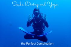 Scuba diving and yoga are so similar. Click here http://theboxofhappiness.com/scuba-diving-and-yoga-the-perfect-combination/ to find out how your yoga/meditation practice can be useful when scuba diving #yamas #niyamas