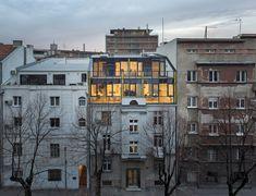 GV51 Penthouse Apartments / Ela Nesic + Danilo Nedeljkovic