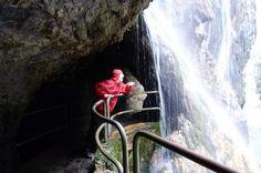 "Hiking in ""Ruta de Cares"", Picos de Europa National Park"