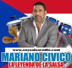 Mariano Civico - La Leyenda de la Salsa