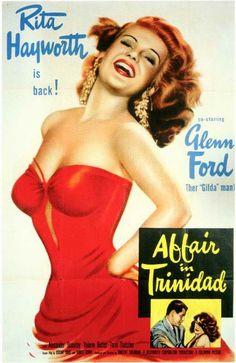 Affair In Trinidad (1952) - Rita Hayworth DVD                              …