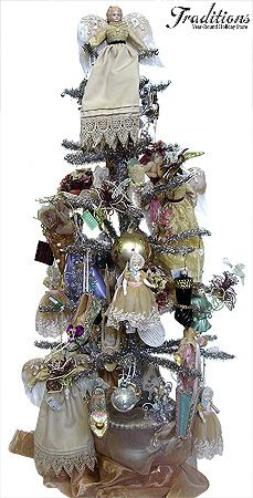 angle trees, we always pick a local child from a local business with an angel tree to buy a gift for.